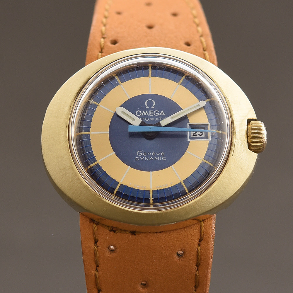 1971 OMEGA Genève Dynamic Automatic Ladies Vintage Watch Ref. 566.015