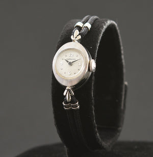 1963 HAMILTON 'Lana' Ladies 14K Gold Swiss Cocktail Watch
