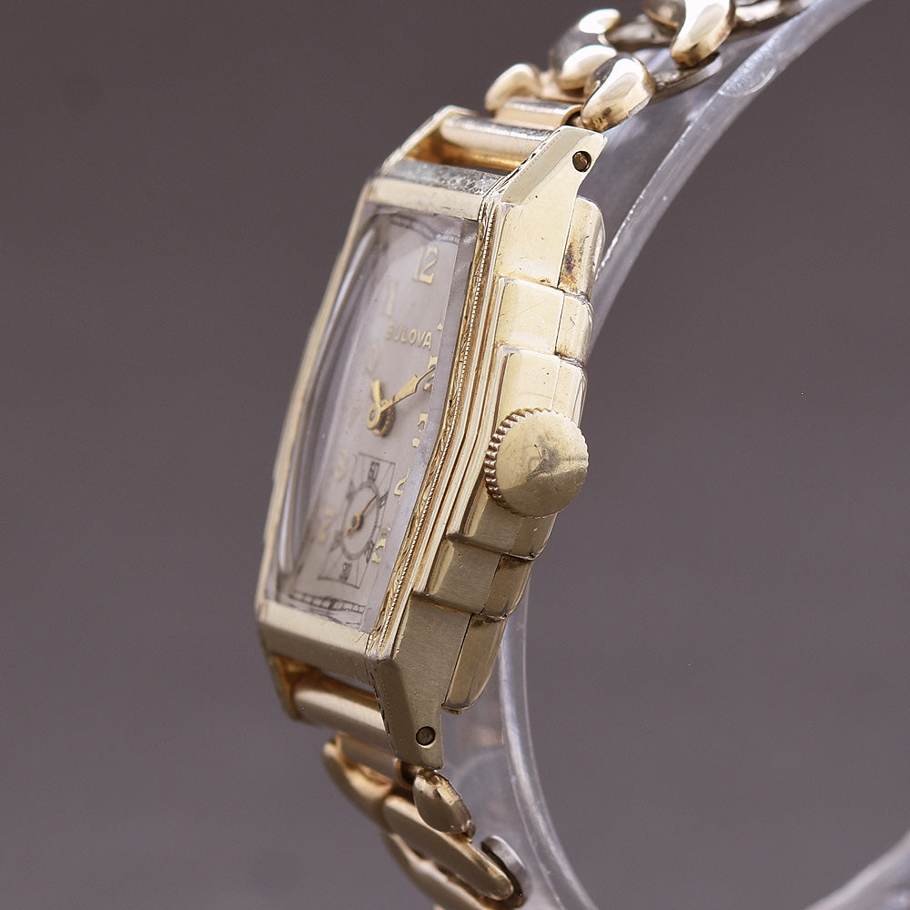 1937 BULOVA 'American Clipper' Gents Art Deco Watch