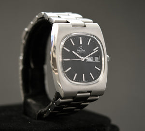 1974 OMEGA Automatic Day Date Gents Watch 166.0192