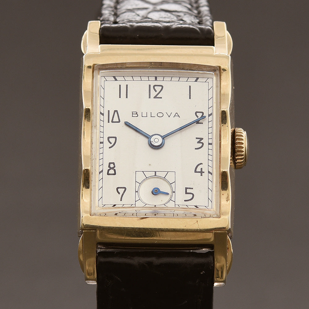 1948 BULOVA USA 'His Excellency' Gents Dress Watch