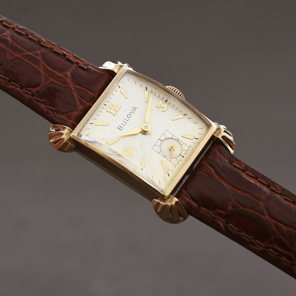 1952 BULOVA 'Harrington' Vintage Gents Dress Watch