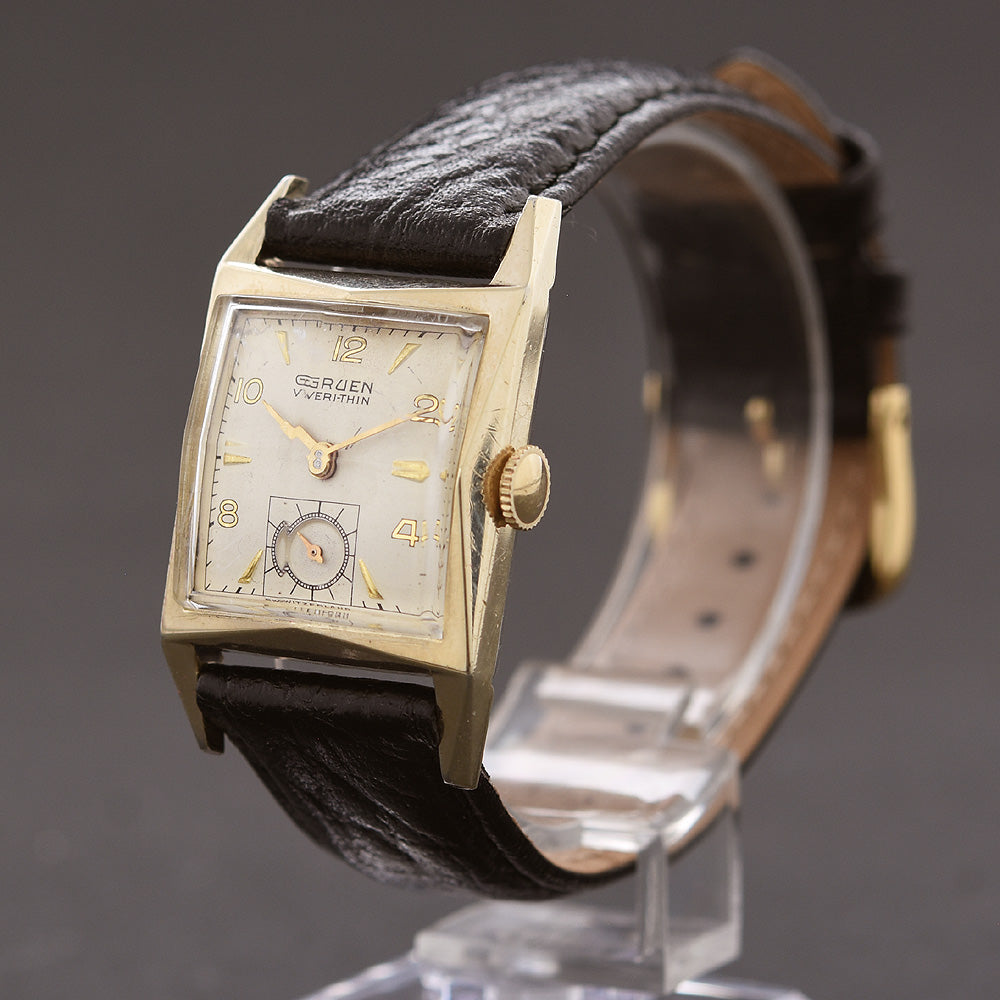 1950 GRUEN Veri-Thin Gents Dress Watch 435-659