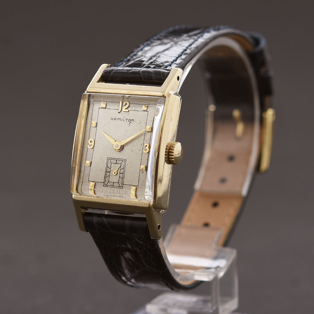 1951 HAMILTON USA 'Sherman' Gents Dress Watch