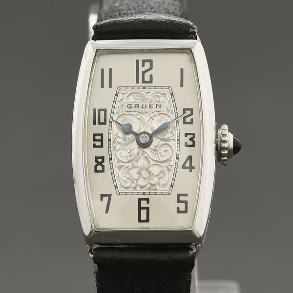 20s GRUEN Ladies Art Deco Watch