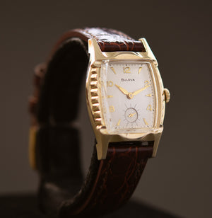1960 BULOVA 'Senator B' Vintage Gents Dress Watch