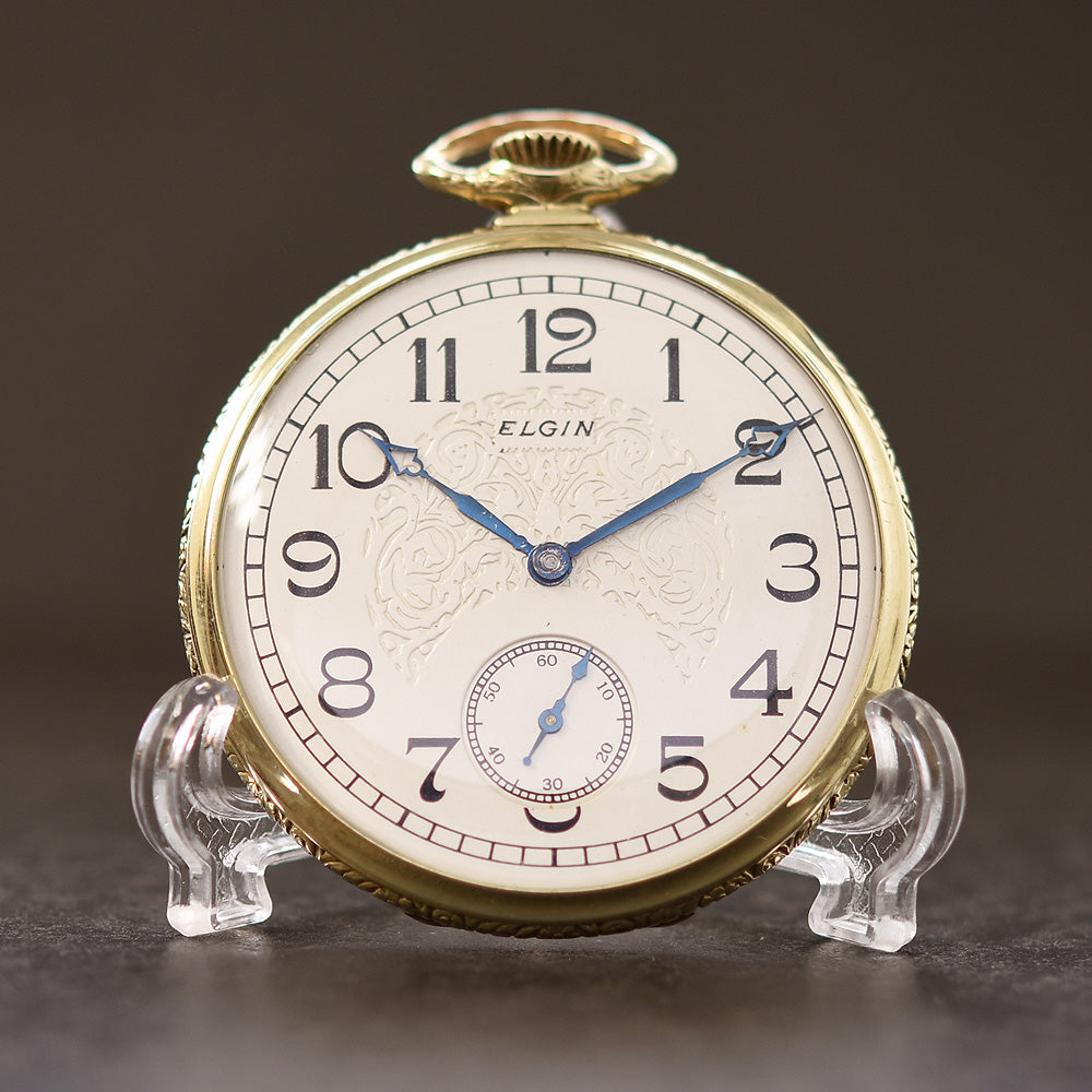 1925 ELGIN USA 'Streamline' Classic Slim Gents Pocket Watch