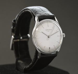 1962 LONGINES Vintage Gents Stainless Steel Swiss Watch