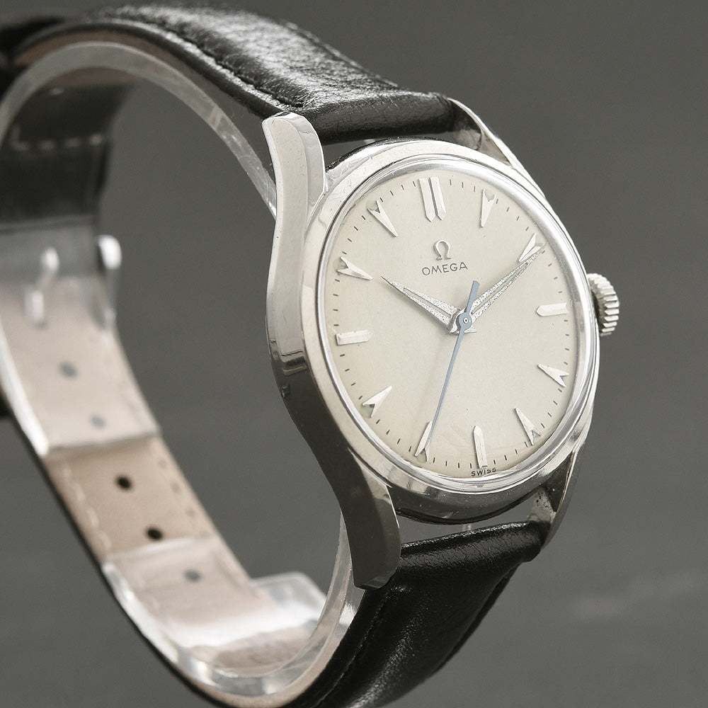 1954 OMEGA Gents Vintage Stainless Steel Watch 2667-6SC