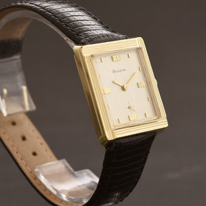 1967 BULOVA 'Banker W' Vintage Gents Dress Watch