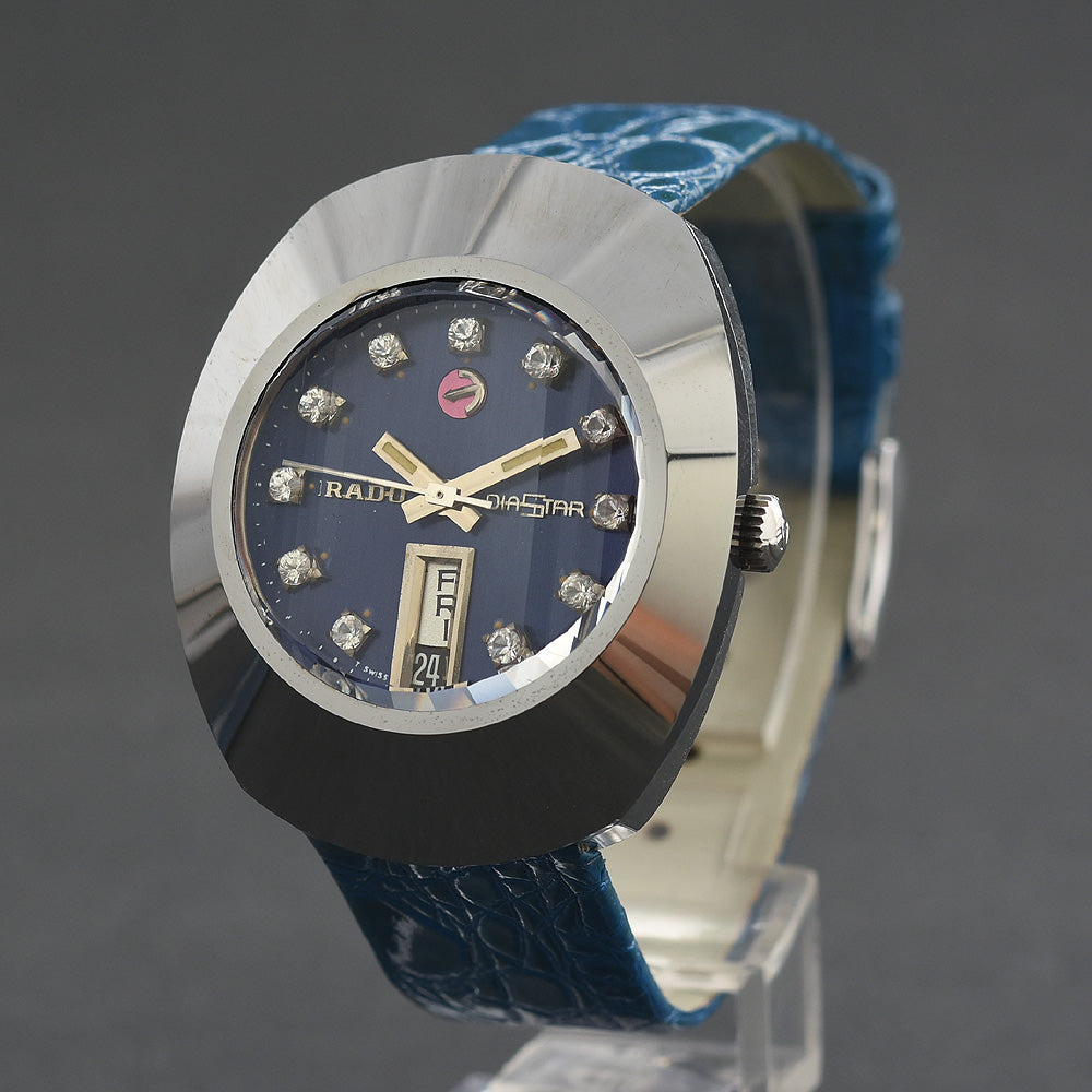 70s RADO Diastar 8/1 Automatic Swiss Gents Ceramic Watch