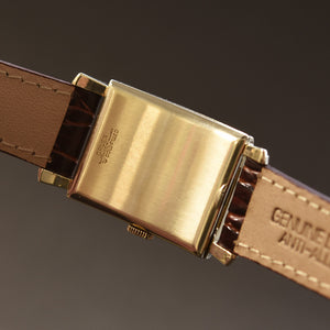 1952 GRUEN Curvex Gents Dress Watch