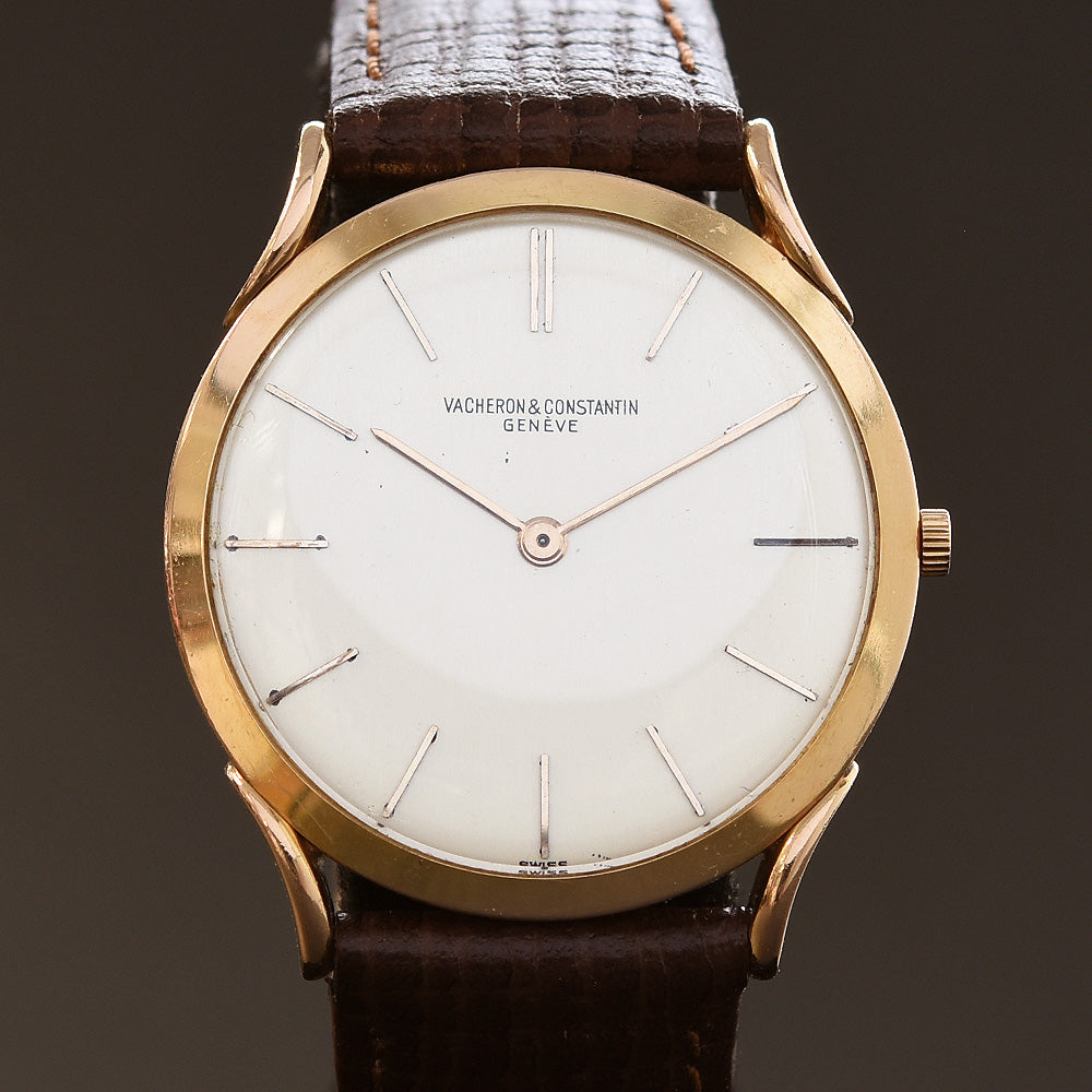50s VACHERON & CONSTANTIN Gents 18K Gold Ultra-Slim Watch
