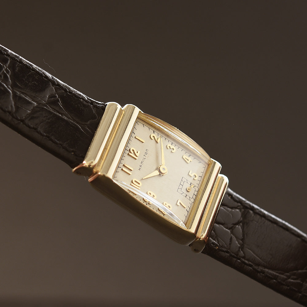 1948 HAMILTON USA 'Hayden' Gents Dress Watch