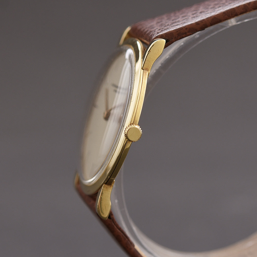 60s AUDEMARS PIGUET Gents 18K Gold Ultra-Slim Watch