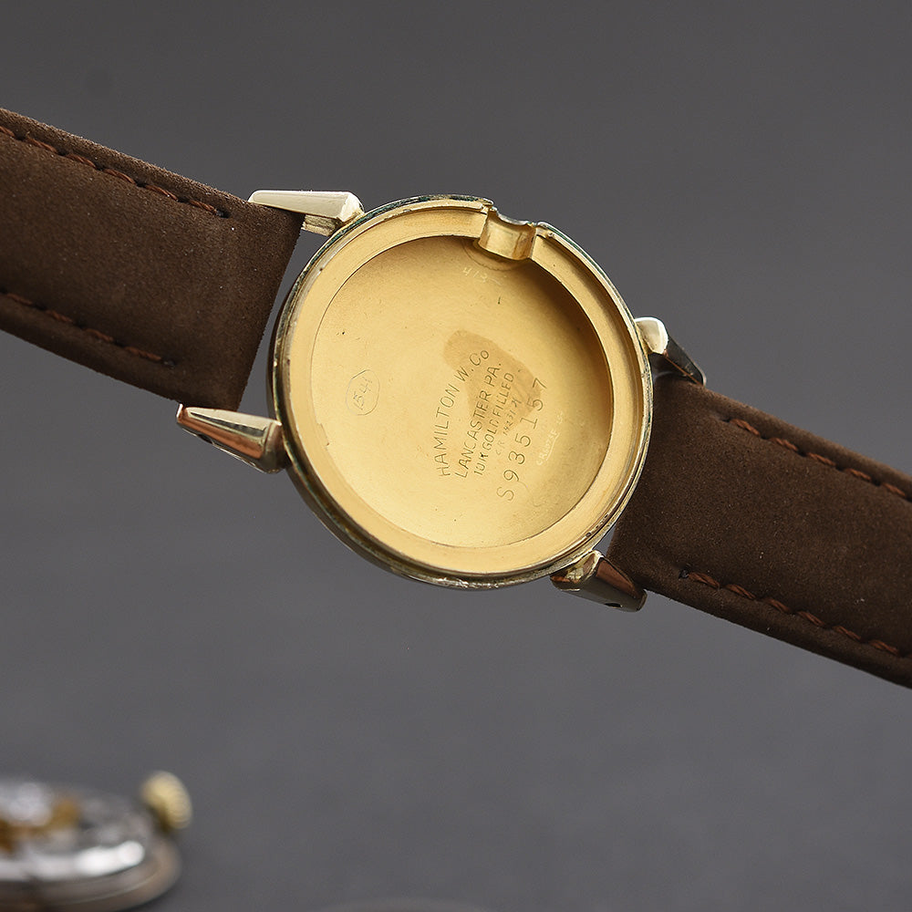 1952 HAMILTON USA 'Secometer B' Gents Dress Watch