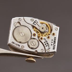 1952 HAMILTON USA 'Grover' Gents Dress Watch
