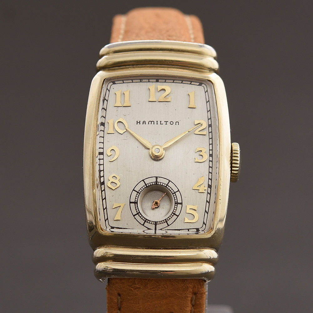 1945 HAMILTON USA 'Emerson' Gents Dress Watch