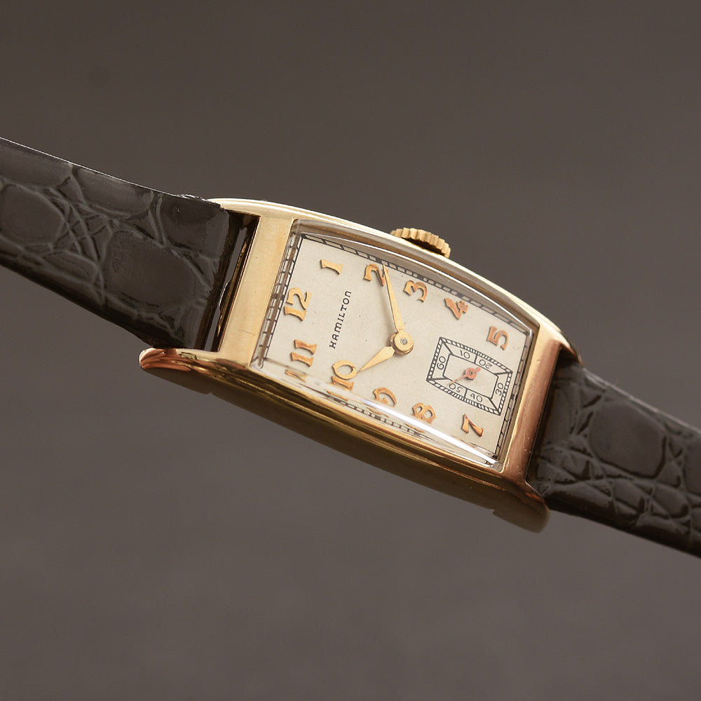 1941 HAMILTON USA 'Yorktown' Gents Dress Watch