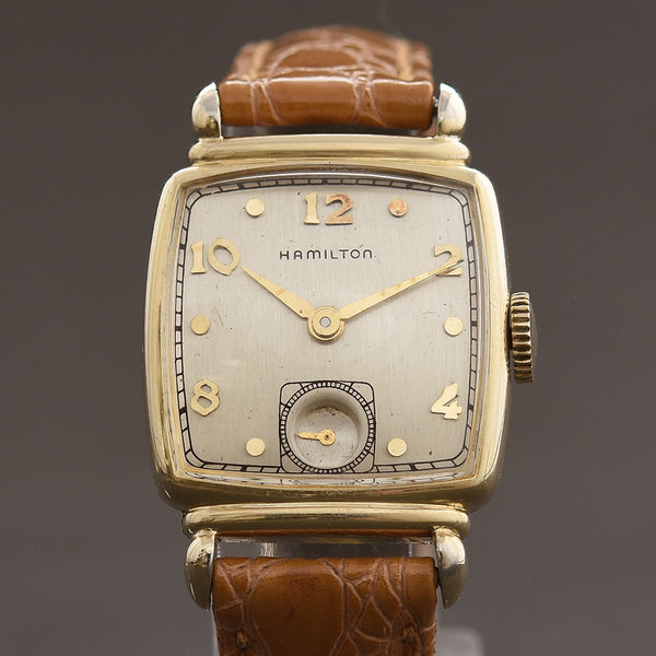 1950 HAMILTON USA 'Norman' Gents Dress Watch