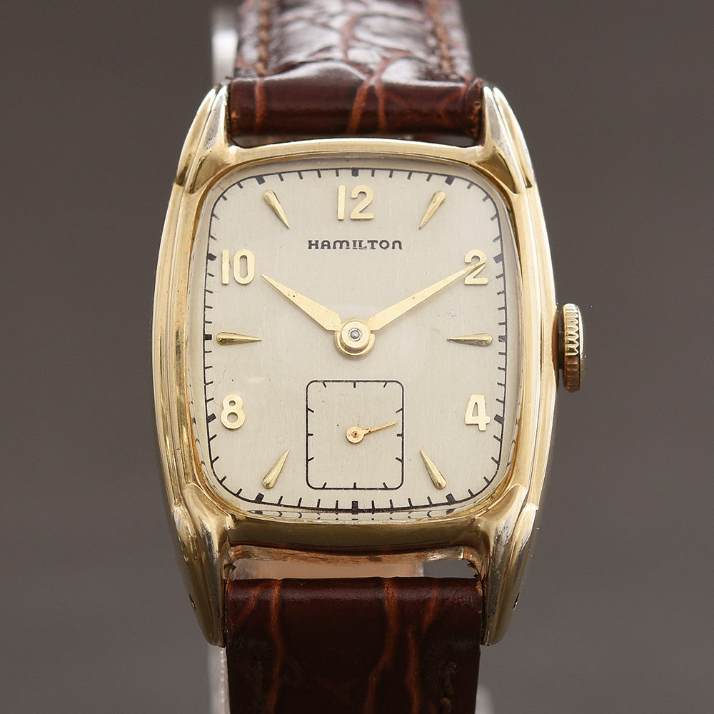 1950 HAMILTON USA 'Darrell' Gents Dress Watch