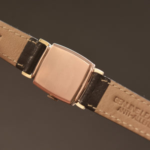 1940 OMEGA Gents Vintage 14K Rose GF Dress Watch