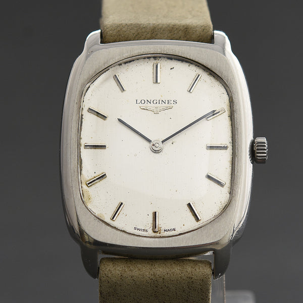 1974 LONGINES Ref. 1006 Large Vintage Gents Watch