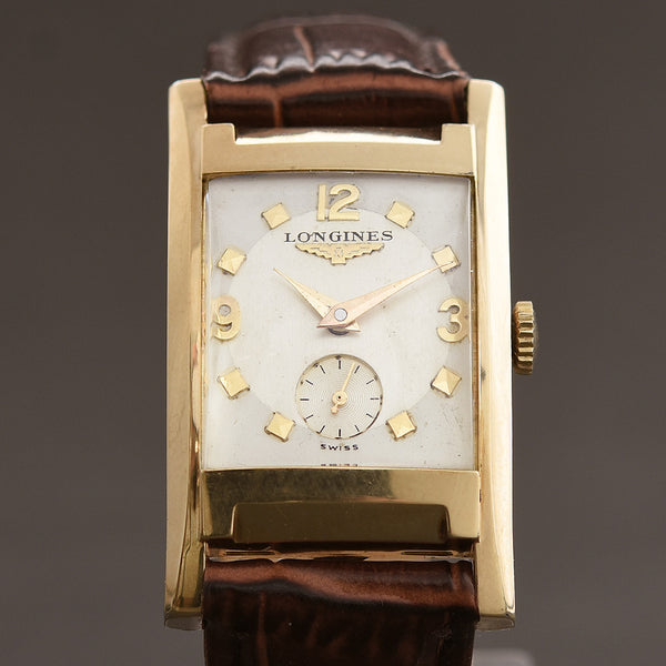 1953 LONGINES Gents Vintage Dress Watch