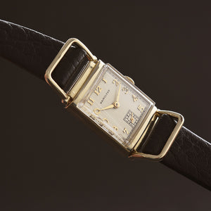 1940 HAMILTON USA 'Wilshire' Gents Dress Watch