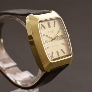 1974 BULOVA 'Minute Man' Automatic 23 Day/Date Vintage Gents Watch