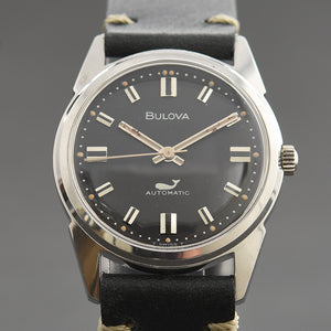 1971 BULOVA 'Sea King' Classic Automatic Swiss Vintage Gents Watch