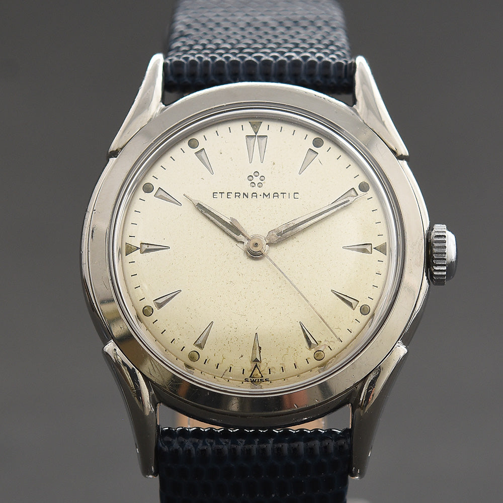 50s ETERNA Eternamatic Classic Swiss Vintage Gents Watch