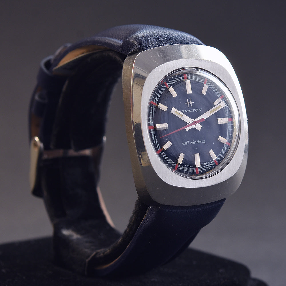 1975 HAMILTON Automatic 'Statesman' Gents Swiss Vintage Watch