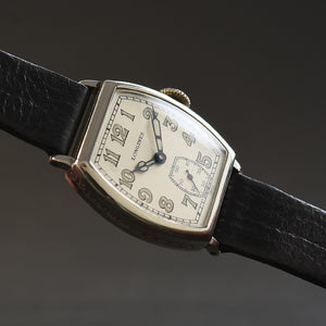 1927 LONGINES Gents Art Deco Watch