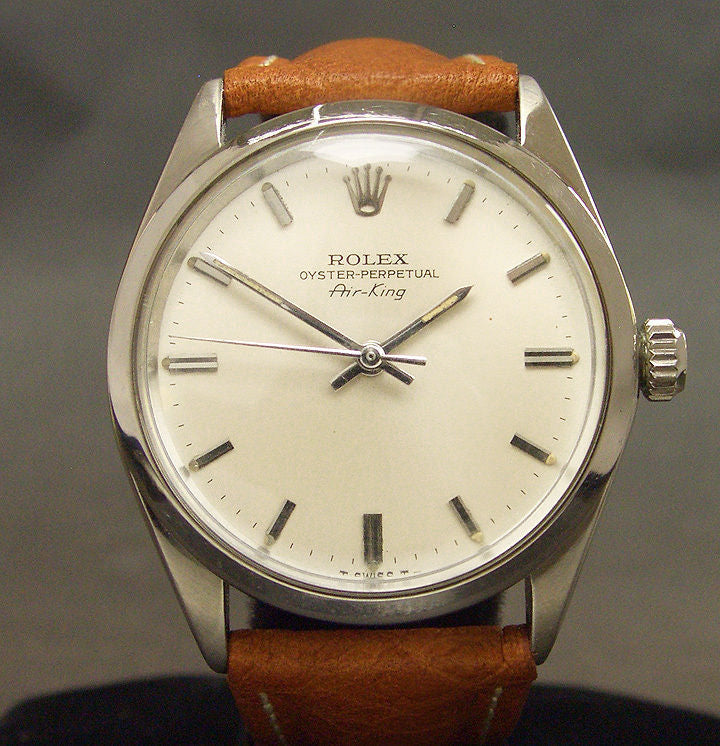 1968 ROLEX Oyster Perpetual 'Airking' Ref. 1002 Gents Watch