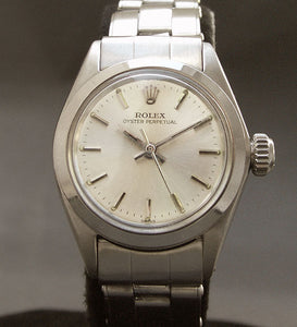 1967 ROLEX Oyster Perpetual Ref. 6623 Ladies Watch