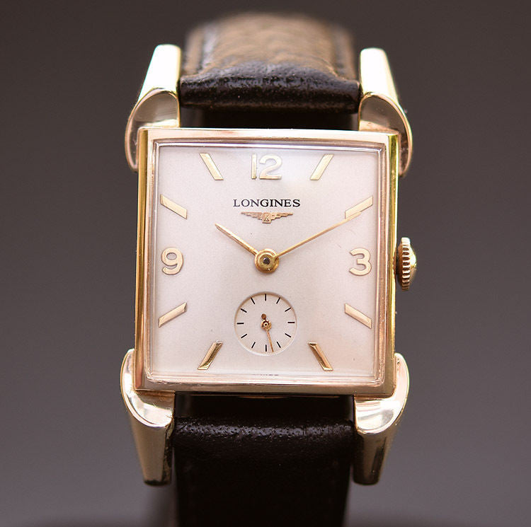 1954 LONGINES 'Franklin' Gents Vintage Dress Watch