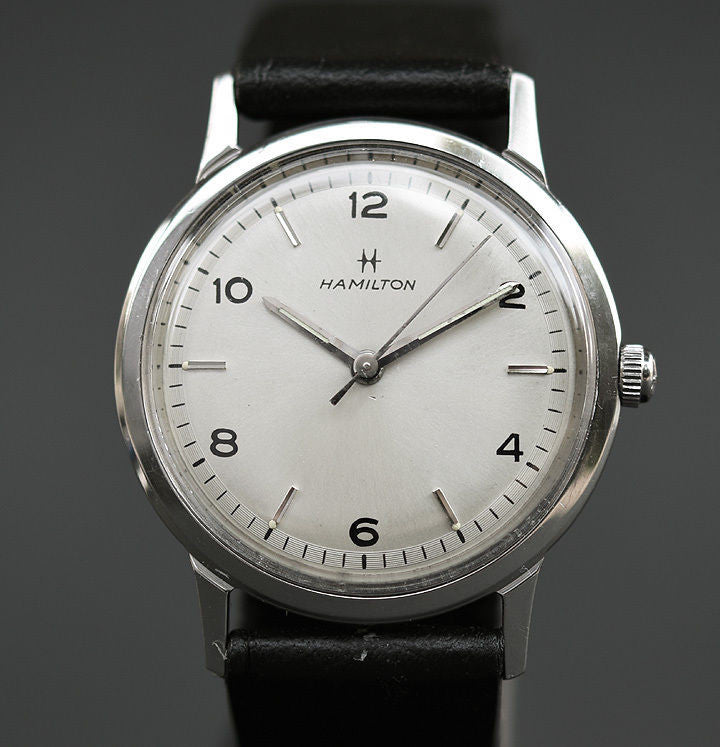 1964 HAMILTON 'Sea Scout III' Gents Watch