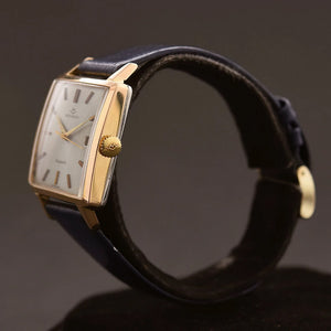 60s MOVADO Kingmatic Automatic Date Gents Vintage Watch