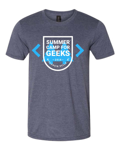 THAT Summer Camp for Geeks 2018 T-Shirt