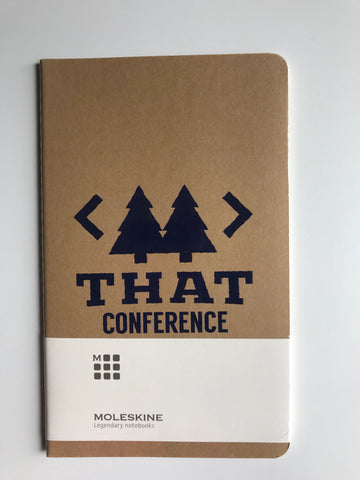 THAT Conference Moleskin