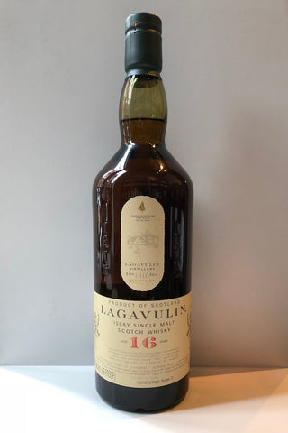 Lagavulin 16 Year Single Malt Whisky