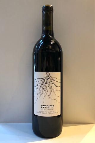 Ground Effect, Cabernet Sauvignon Santa Ynez Valley 2018