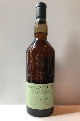 Lagavulin 2001 Pedro Ximénez Cask Finish - Distillers Edition