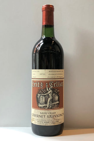 Heitz Cellar, Bella Oaks Vineyard Napa Valley Cabernet Sauvignon 1984