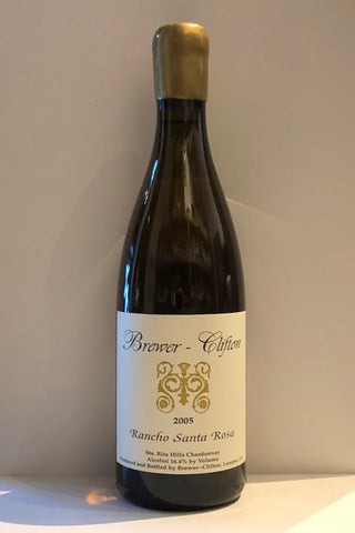 Brewer-Clifton, Rancho Santa Rosa Chardonnay 2005