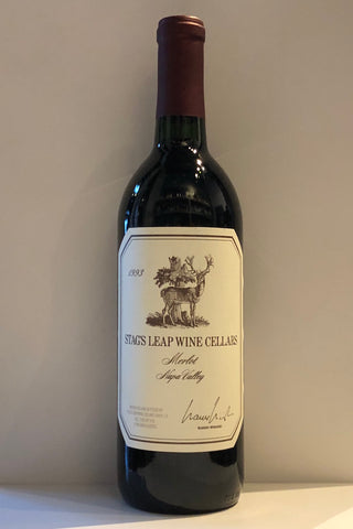 Stags' Leap Winery, Napa Valley Merlot 1993