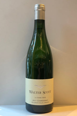 Walter Scott, Willamette Valley Chardonnay La Combe Verte 2018