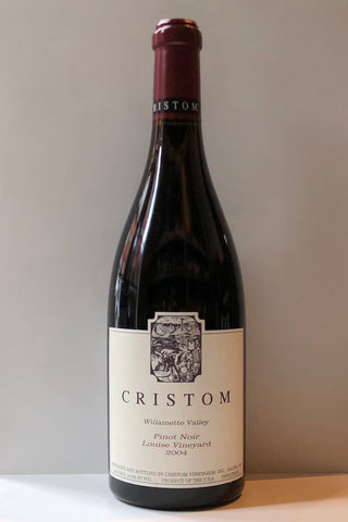 Cristom Vineyards, Pinot Noir Louise Vineyard 2004