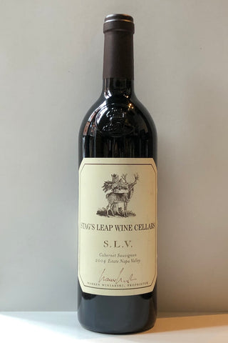 Stag's Leap Wine Cellars 'S.L.V' Cabernet Sauvignon Napa Valley 2004